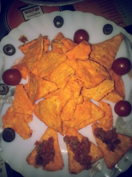 bundled nachos